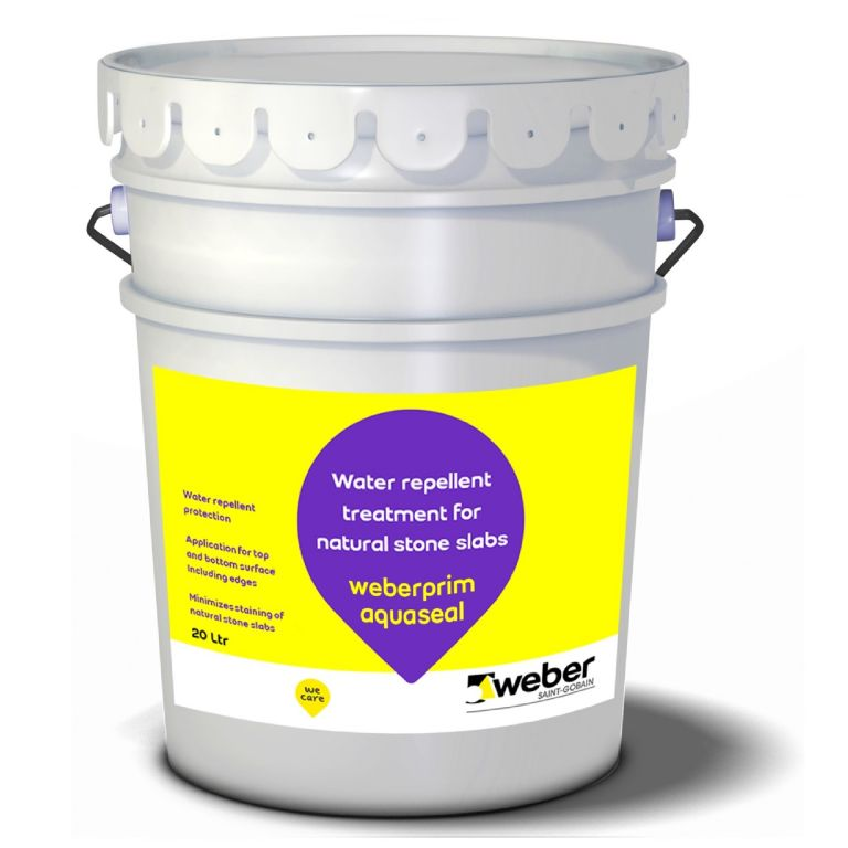 water repellent, natural stone